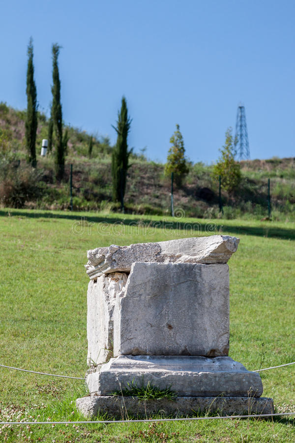 Стадион Греция Олимпии стоковое фото rf