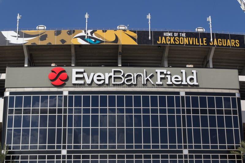 Стадион поля Everbank стоковые фотографии rf