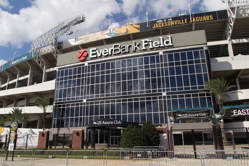 Стадион поля Everbank стоковые изображения