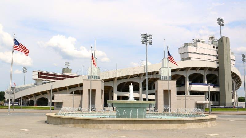 Стадион шара свободы Мемфиса мемориальный, Мемфис Теннесси стоковая фотография rf