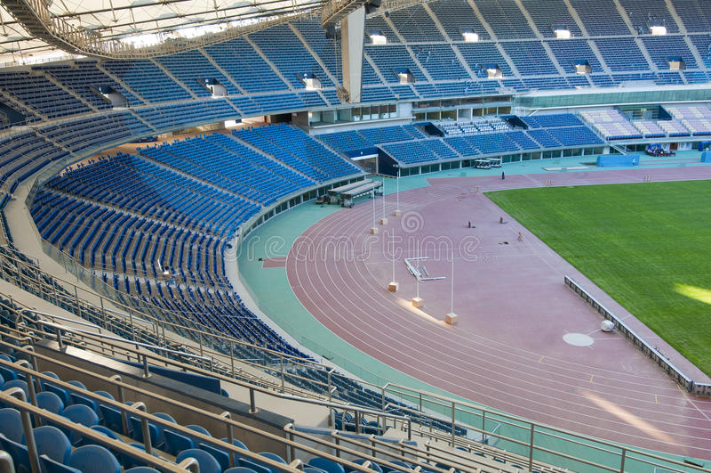 Стадион Jaber стоковое фото rf
