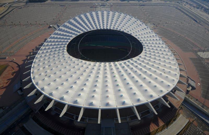 Стадион Jaber стоковое изображение