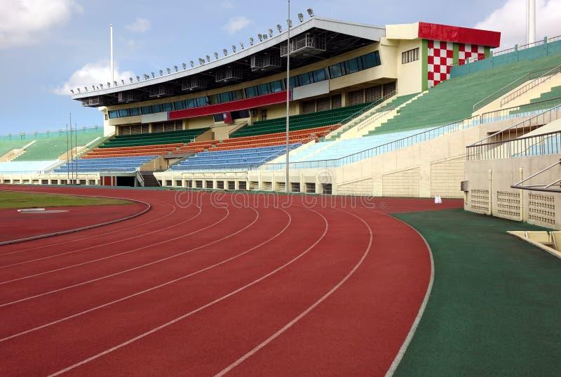 Стадион Jhonh Jheng в Kaohsiung стоковое изображение rf