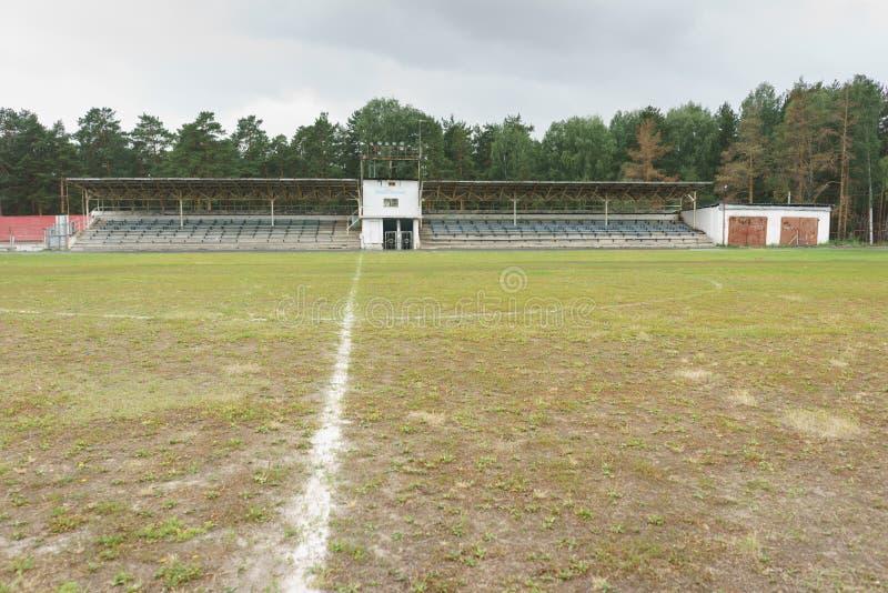 Стадион Khimmash стоковое изображение
