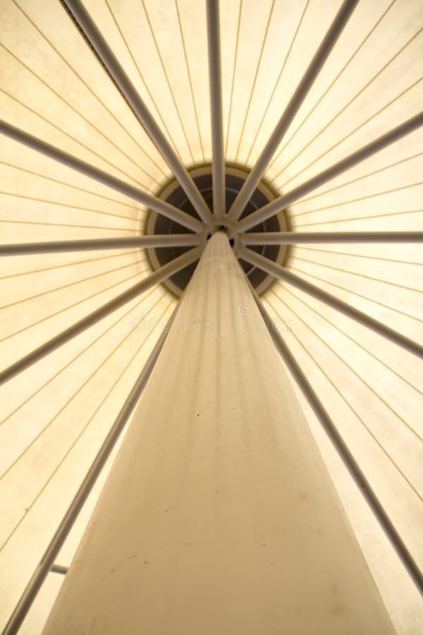 Стальная крыша стоковые фотографии rf