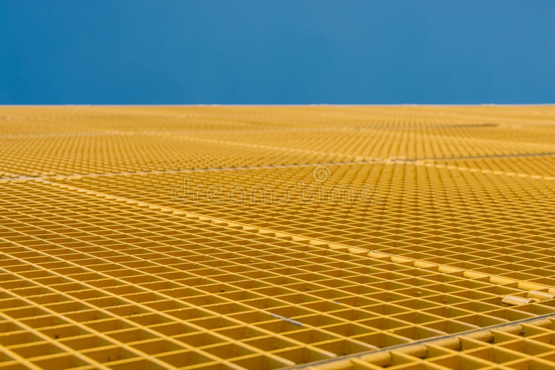 Стальная пустыня стоковое изображение rf
