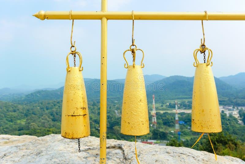 Стальные колоколы стоковое фото