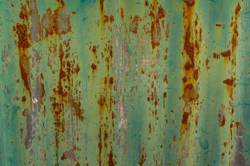 сталь текстуры окиси стоковое фото