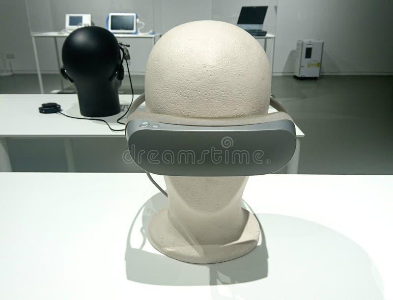 Стекла VR стоковые изображения