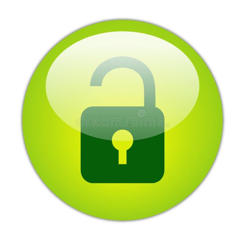 стекловидная зеленая икона открывает