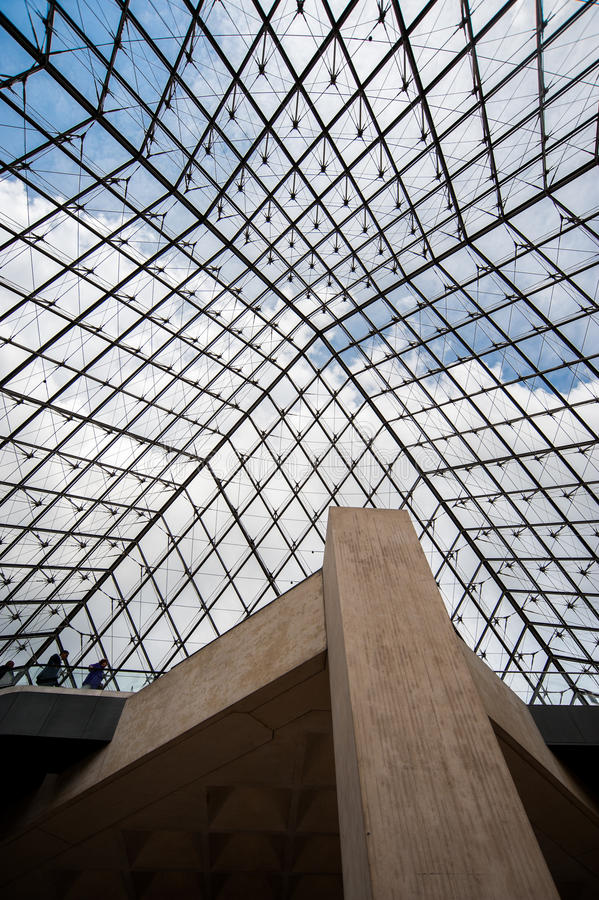 стекло входа купола стоковая фотография