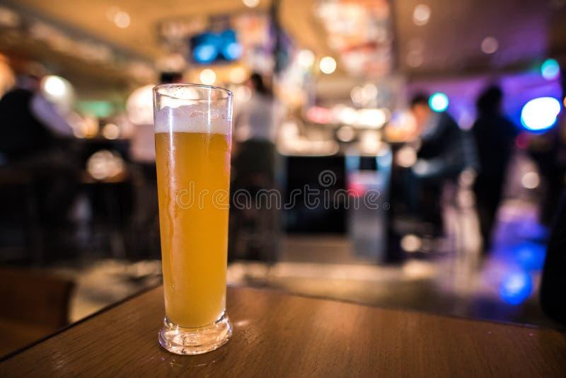 Стекло пива ремесла стоковая фотография