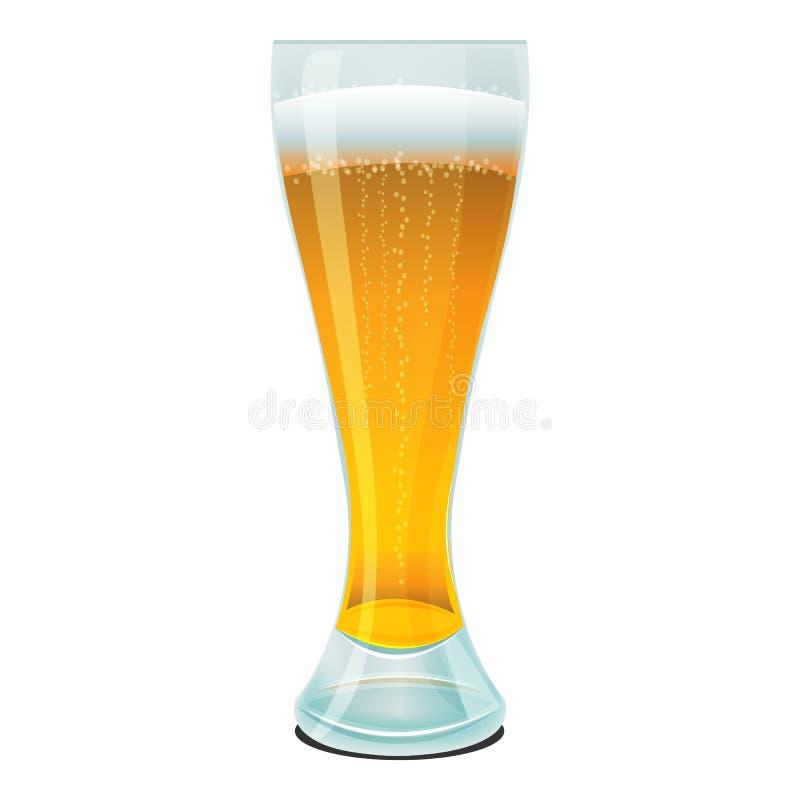 стекло пива бесплатная иллюстрация