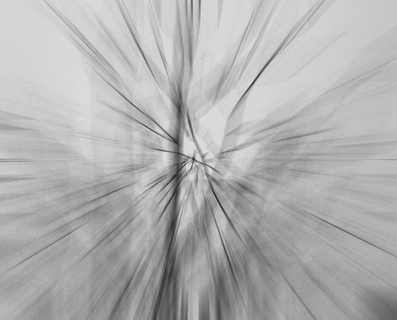 стекло разрушило иллюстрация вектора