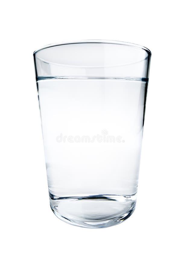стеклянная вода стоковое изображение rf