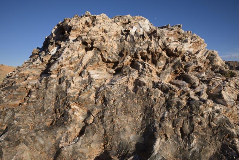 Стеклянная гора стоковое фото rf
