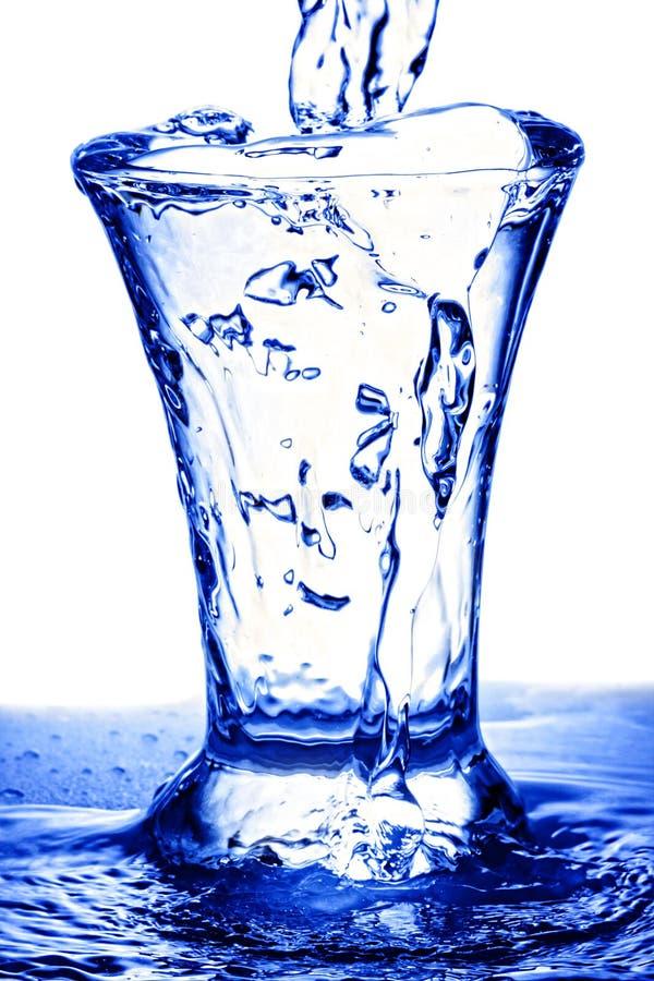 стеклянная поверхностная вода стоковые изображения rf