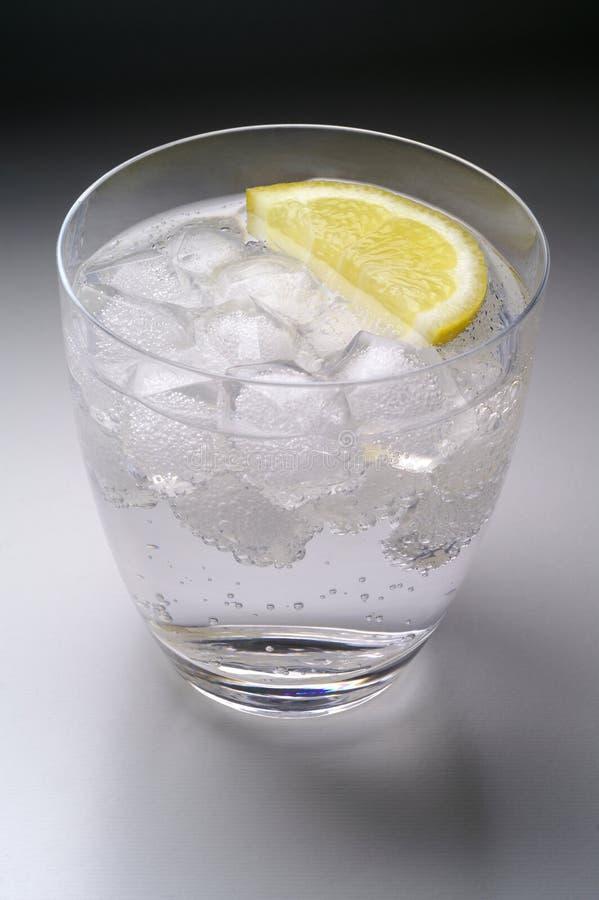 стеклянное острословие воды ликвора стоковое фото rf