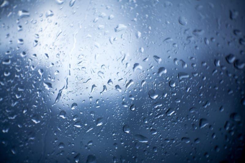 стеклянный дождь стоковая фотография