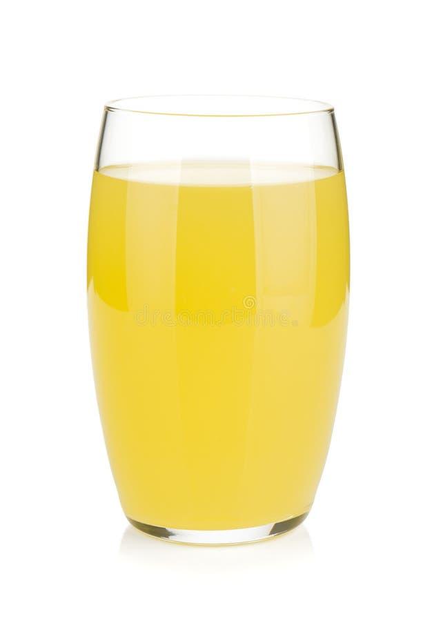 стеклянный лимон сока стоковые изображения rf