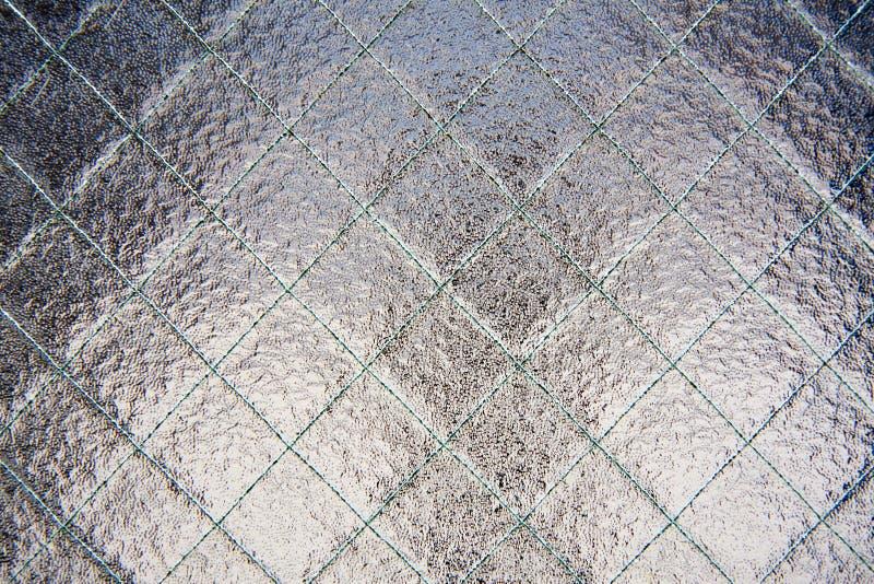 стеклянный провод стоковое изображение