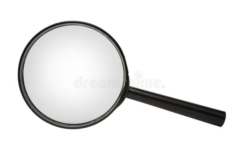 стеклянный увеличивать стоковое изображение