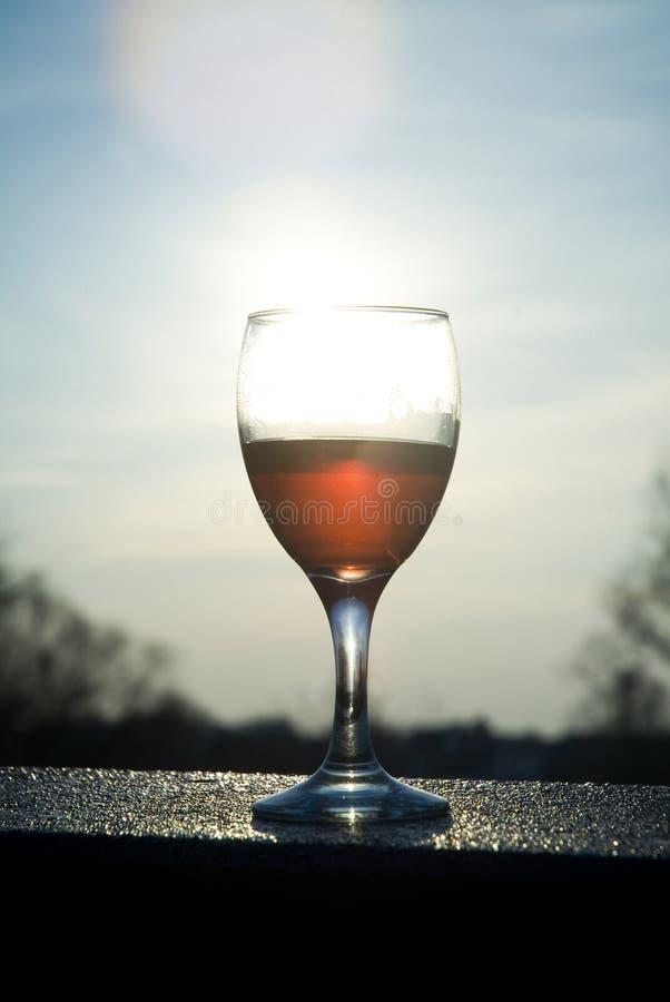 Глубоко - коричневое пиво Bock стоковая фотография rf