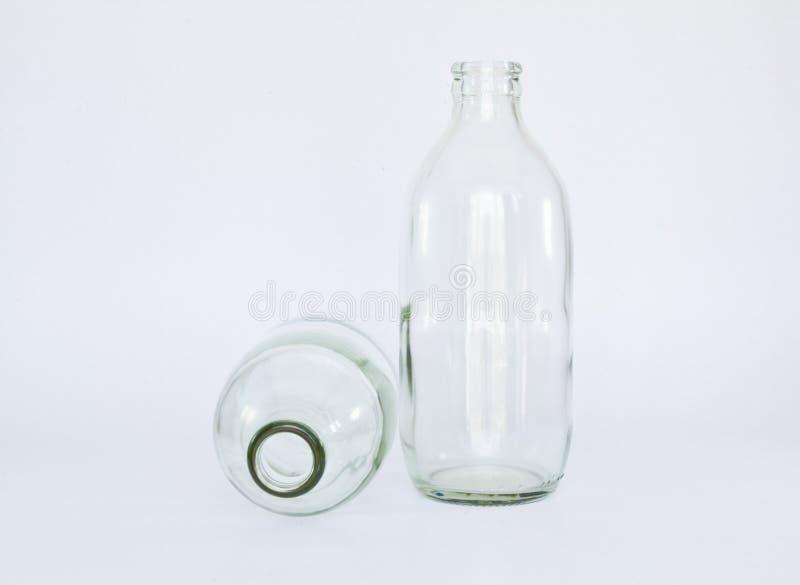 Стеклянная бутылка стоковые изображения