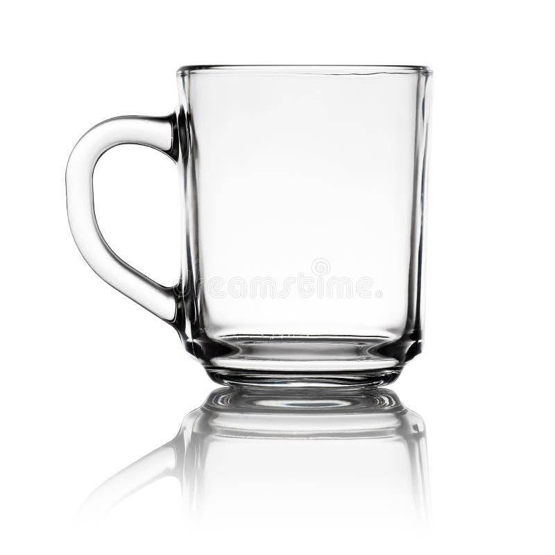 Стеклянная чашка стоковое фото