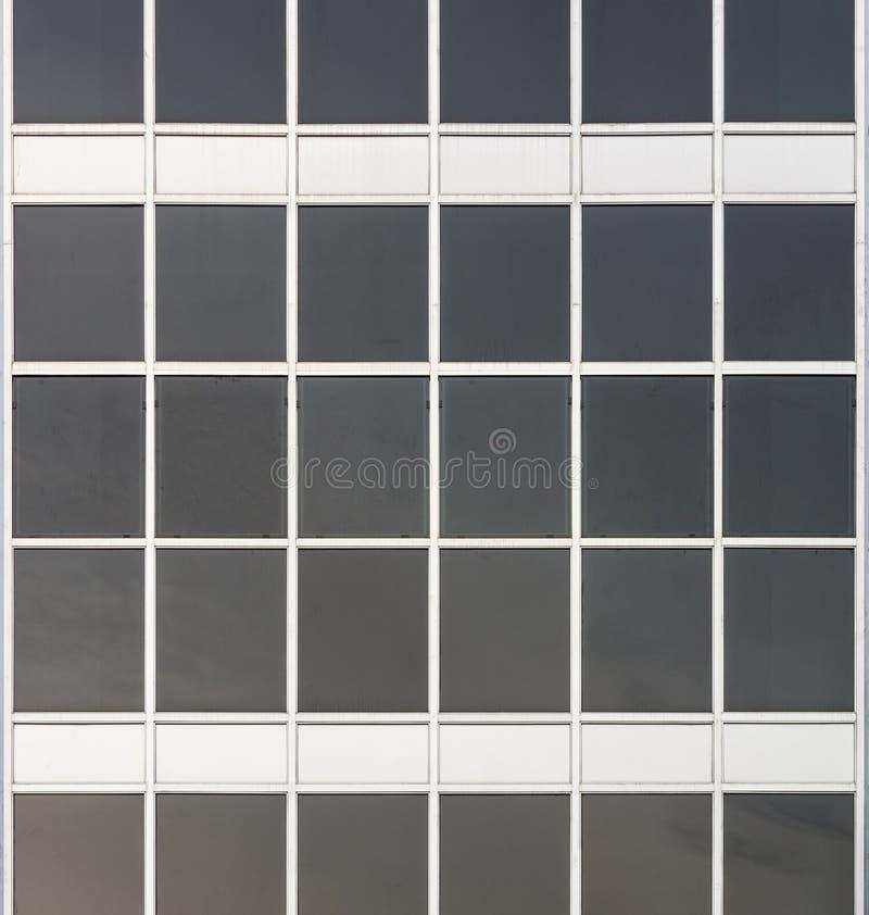 Стеклянные стены и окна стоковое фото rf