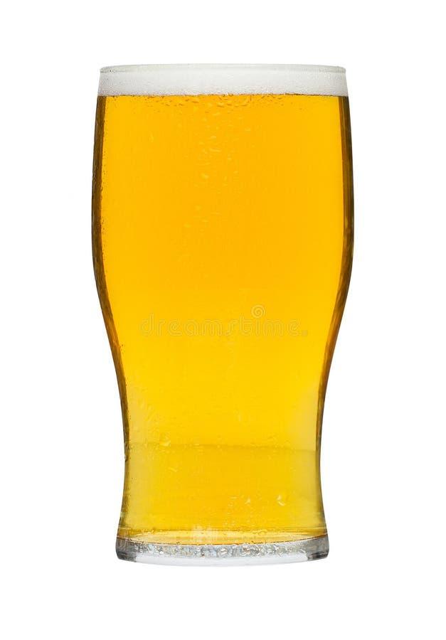 стеклянный lager стоковое изображение rf