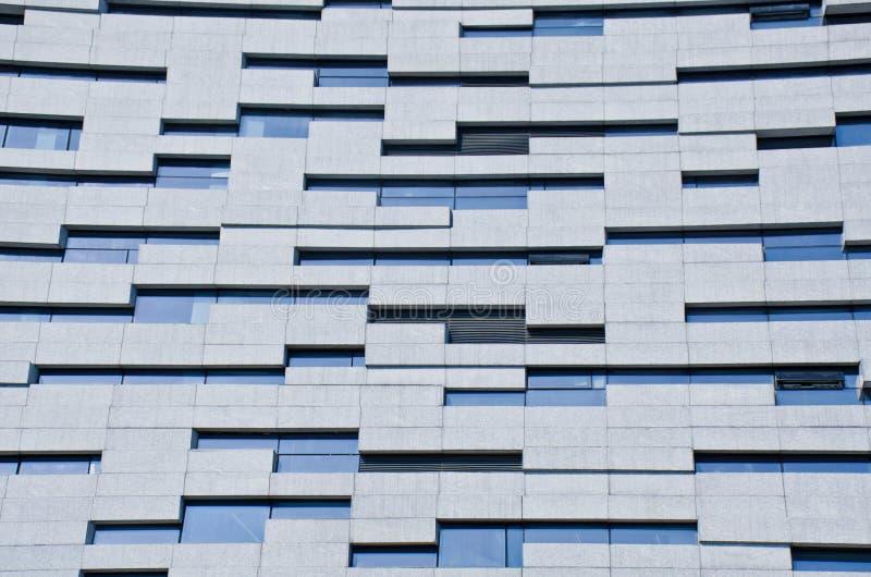 Стена библиотеки Гуанчжоу стоковые фото