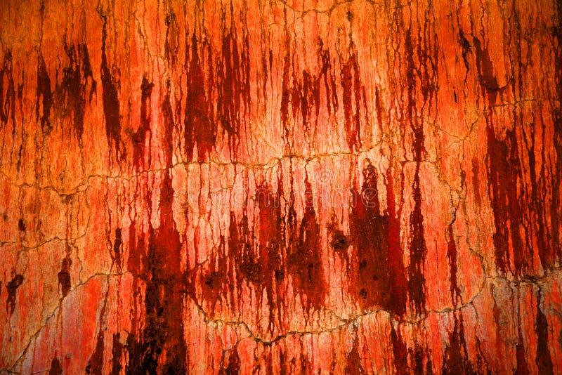 Стена вне печи столетника стоковое изображение rf