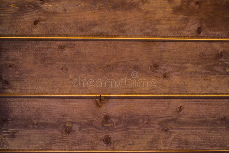 Стена деревянных доск в винтажном стиле стоковые изображения rf