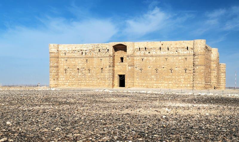 Стена замка Hanarrah стоковое фото