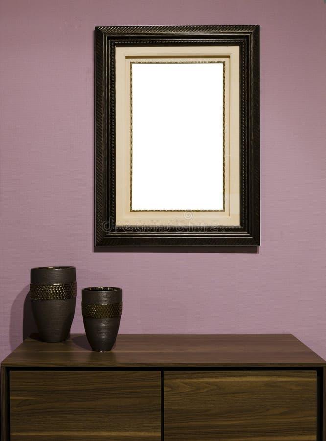 стена изображения рамки стоковая фотография rf