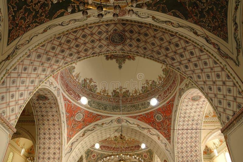 стена картин мечети стоковые изображения