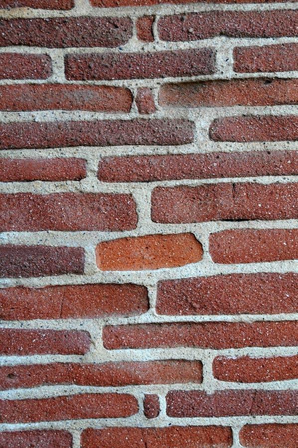 стена кирпича ручной работы стоковое изображение rf