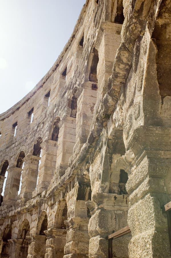 стена Колизея стоковые фото