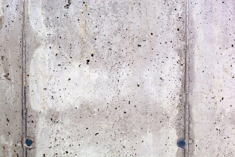 Стена, котор подвергли действию бетона стоковое фото