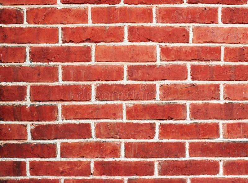 стена красного цвета кирпича стоковая фотография rf
