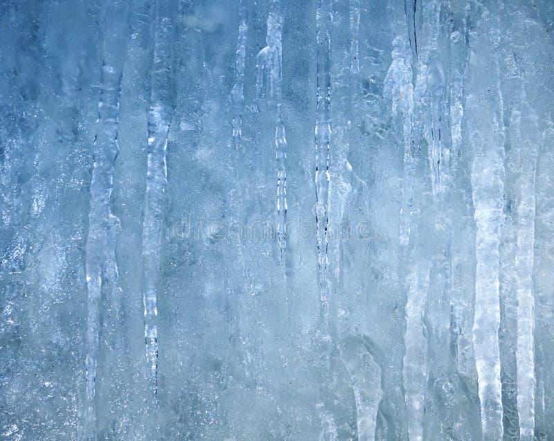 стена льда стоковые изображения