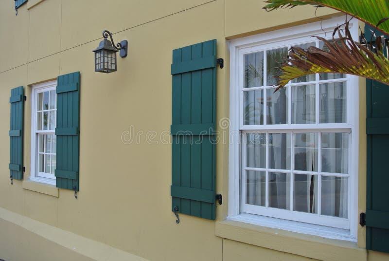 стена окна стоковое изображение rf