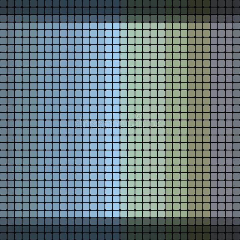 стена плитки иллюстрация вектора