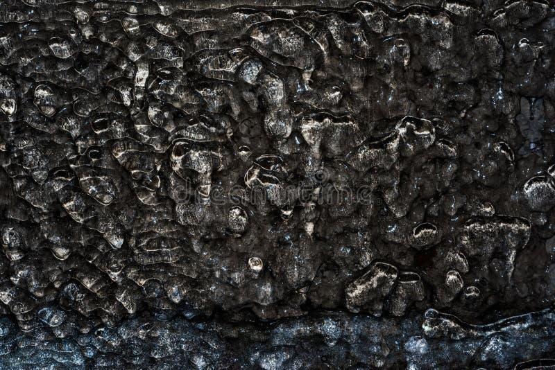 Download Стена покрытая с льдом в декабре Стоковое Изображение - изображение насчитывающей closeup, конструкция: 81802243