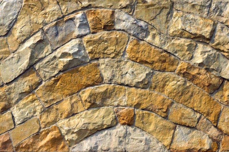 стена предпосылки sinuous стоковая фотография