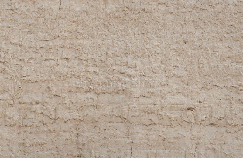 Стена предпосылки текстуры грязи стоковые изображения
