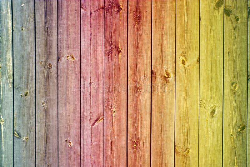 стена сбора винограда деревянная стоковое изображение
