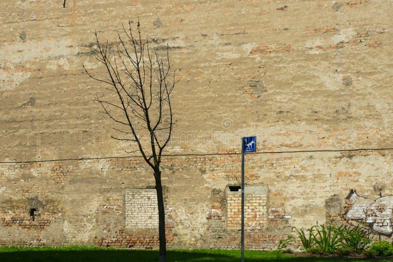 Стена сброса стоковые изображения rf