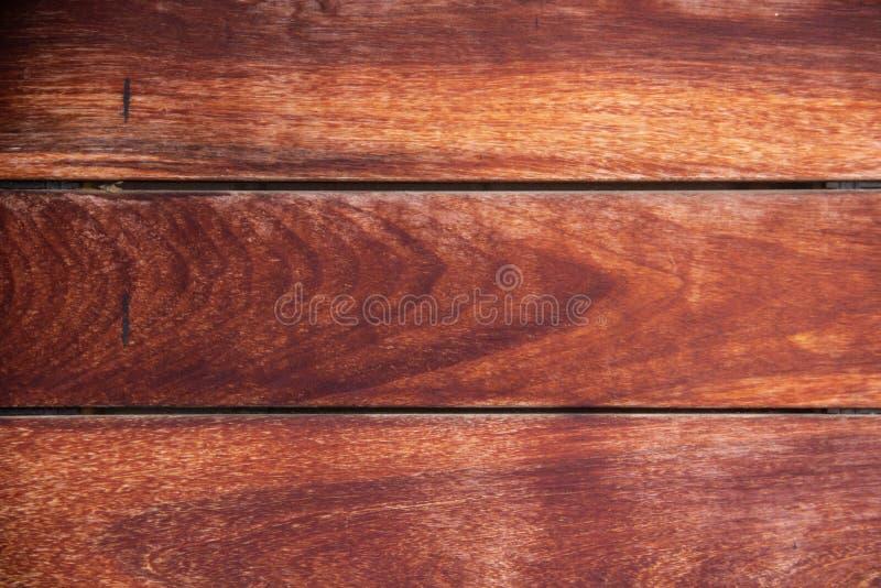 Стена сделанная из деревянных доск стоковое изображение rf